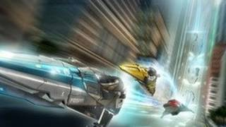 WipEout 2048 NGP: Wipeout Your Enemies Trailer