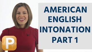 American English Intonation (1of4)