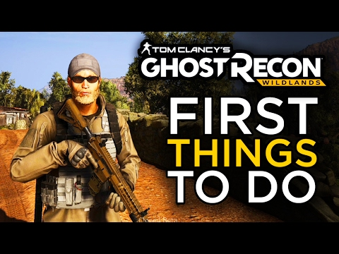 The First 5 Things You Should Do In The Ghost Recon: Wildlands Beta