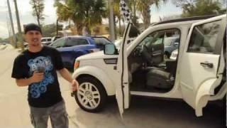 Autoline's 2007 Dodge Nitro SLT Walk Around Review Test Drive