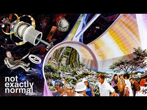Future Space Colonies that Never Happened