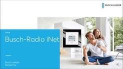 BuschRadio iNet - Tutorial