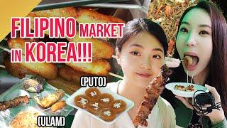 'Little Manila': Filipino market in Korea!! / 대학로 필리핀 마켓 방문기