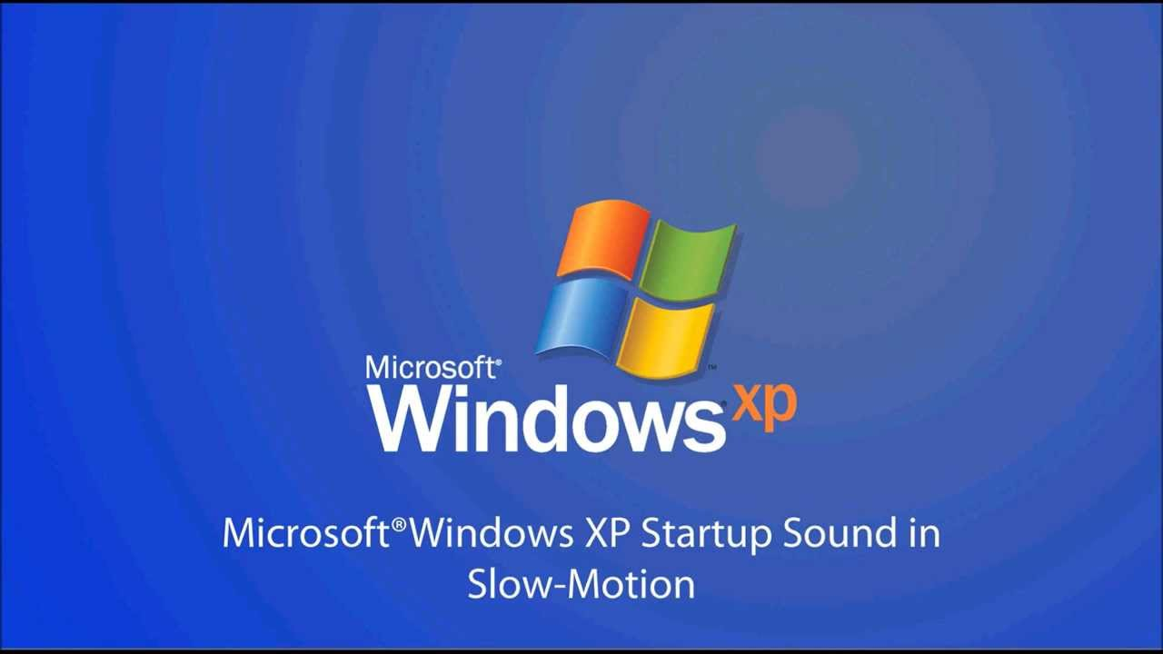 how to change the windows xp logo at startup