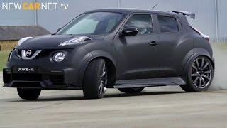 Nissan Juke R 2.0 Concept 2015 Videos