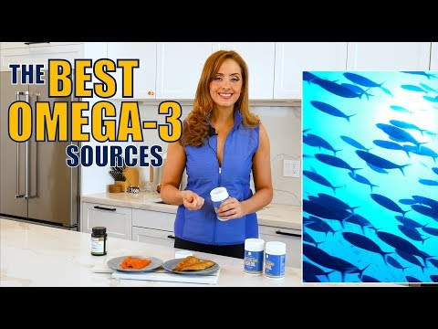 What Is The Best Source Of Omega 3 Fatty Acids? How To Choose A Fish Oil Supplement