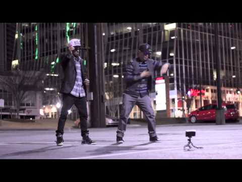 Ticking Time Bombs... Dubstep Street Dancers