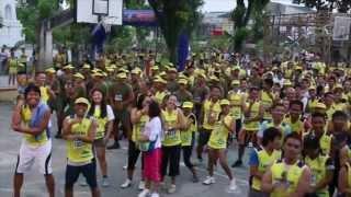 Freedom Run 2013 - Palo City, Leyte