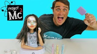 Project MC2 McKeyla Electric Styling Head ! || Toy Review || Konas2002
