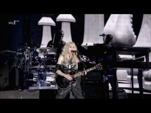 Madonna - Hung up (with Pantera