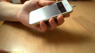 Краш тест, защитного стекла на iPhone 5s 0,25 мм(, 2015-07-20T14:08:10.000Z)