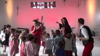 Ali McGregor's Jazzamatazz - Rockin Robin
