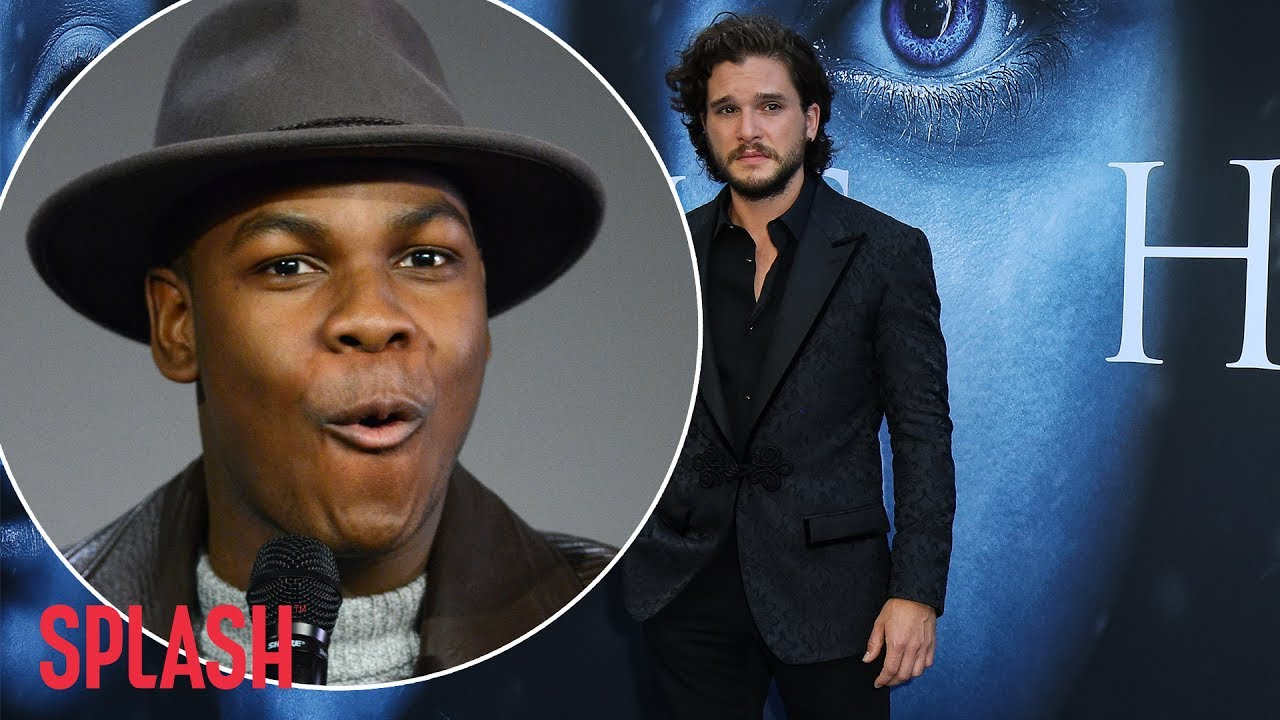 John Boyega Slams Game of Thrones for Lack of Diversity | Splash News TV
