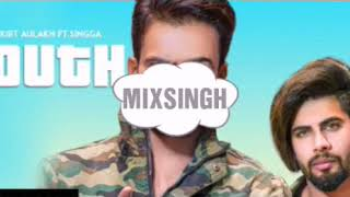 YOUTH LYRICS | MANKIRT AULAKH | SINGAA