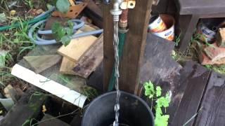 Мои дачные лихие водопроводы на 5-ти сотках