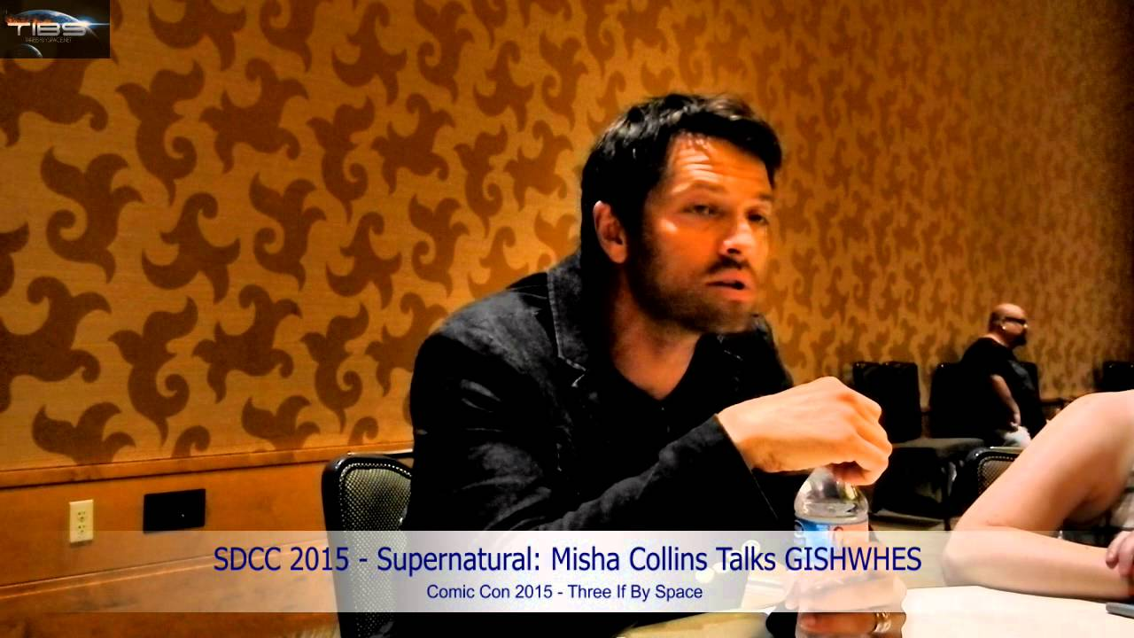 SDCC 2015   Supernatural   Misha Collins Talks GISHWHES   YouTube  Misha Collins Resume