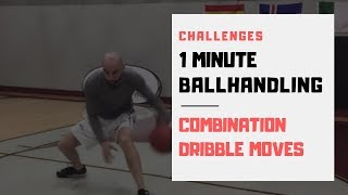 HOW TO IMPROVE YOUR DRIBBLING: COMBINATION MOVE Challenge