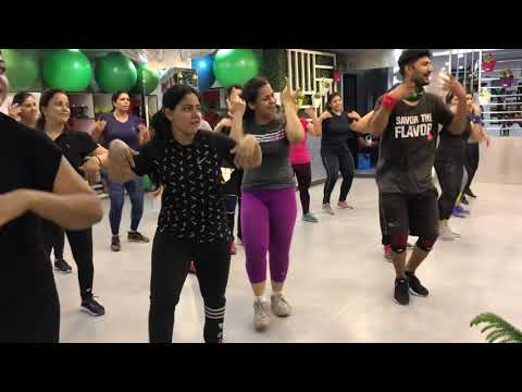Dance Aerobics at HER FITNESS Rajouri Garden M-999-000-1866