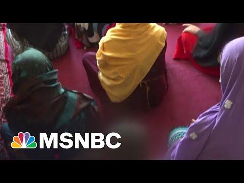 Afghan Women Face Increasing Fears Of A Taliban Return | MSNBC