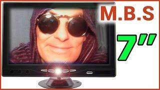 Монитор 7 дюймов HDMI для видео и Raspberry Pi дисплей с Алиэкспресс. Лайфхак видеоблогера