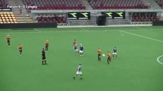 Farum Boldklub Talent U12(05) . Farum BK - Lyngby BK. Resultat 2-1