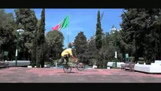 BMX FLATLAND MEXICO -DONOVAN BORJA
