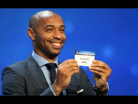 """""""We Can't Complain""""   Arsenal Draw PSG, Basel &  Ludogorets In Champions League"""