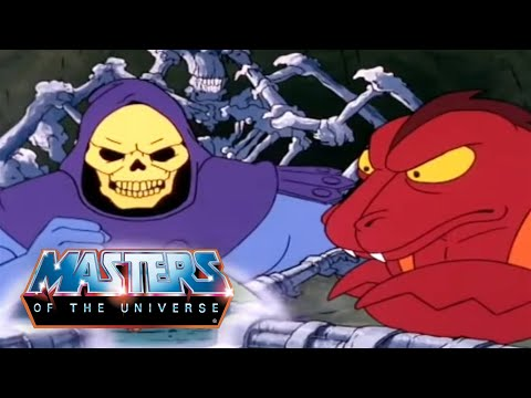 He-Man Official   Castle of Heroes   He-Man Full Episode   Cartoons For Kids