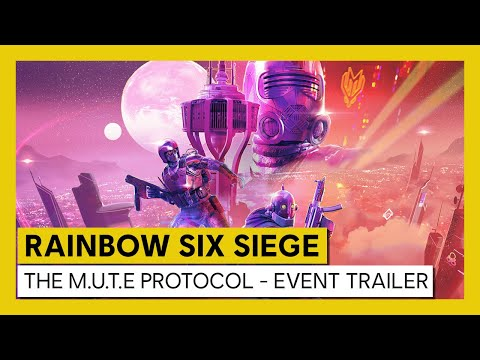 RAINBOW SIX SIEGE - THE M.U.T.E PROTOCOL - EVENT TRAILER   Ubisoft [DE]