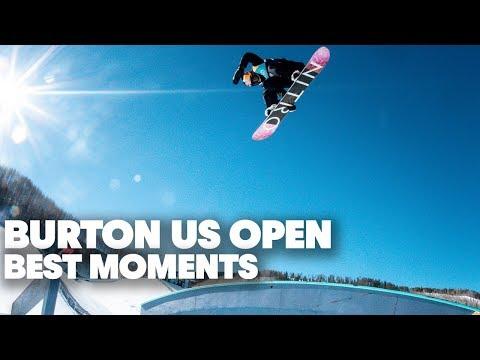 Burton US Open 2019 Rundown