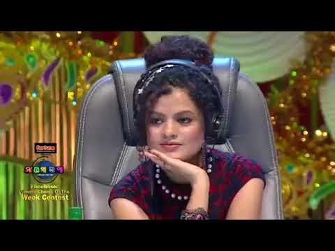 Nepali song at Indian singing reality show यस्तो पो आवाज त्यो पनि नेपाली गीत , ह