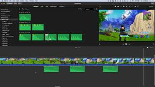How To Make Fortnite Highlight Videos - PS4 Pro + iMovie