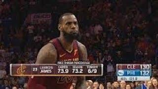 LeBron James Chokes On The Freethrow Line As The Epic Loss VS Phil !
