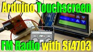 Video Arduino Touchscreen FM Radio download MP3, 3GP, MP4, WEBM, AVI, FLV Juli 2018