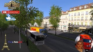 Euro Truck Simulator 2 (1.35)   Paris Rebuild v2.4 New Summer Graphics/Weather v3.1 by Grimes Renault Magnum by SCS Software + DLC's & Mods https://forum.scssoft.com/viewtopic.php?f=32&t=244790 https://forum.scssoft.com/viewtopic.php?f=34&t=208532  Suppor