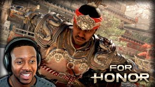 For Honor Tiandi Gameplay - Learning New Mixups [Combo Tips]