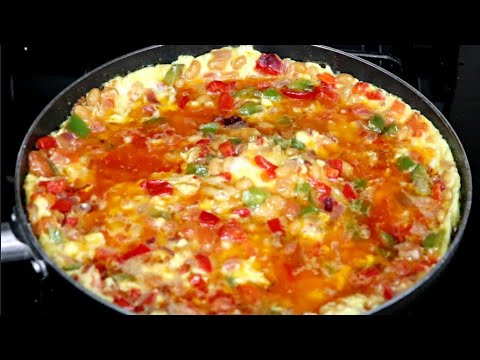 How To Make Baked Beans And Egg Sauce| Egg Recipes