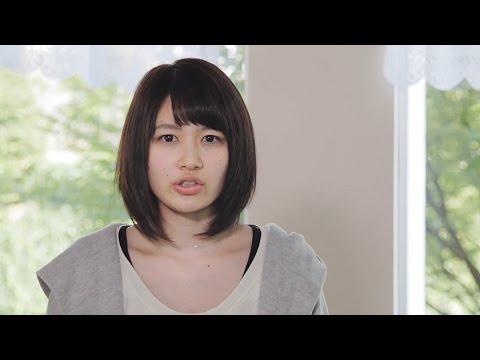 AKB48 森杏奈 NTT東日本 CM チャイルドケアシステム CCS Mori Anna