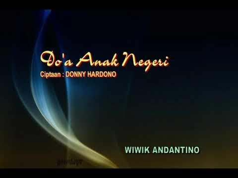 INSTRUMEN DO'A ANAK NEGERI Cipt. DONNY HARDONO