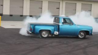 1979 Chevy Ls3  Burnout