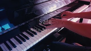 Safe - Nico Santos - Piano Cover