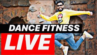 30 MIN FULL BODY WORKOUT | Bollywood Dance Workout At Home | FITNESS DANCE with RAHUL