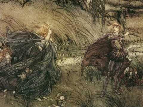 OLD CELTIC & NORDIC BALLADS about Elfs, Fairies, Trolls, Dwarfs, Dragons, Mermaids...