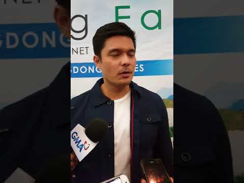 DINGDONG DANTES talks about Marian Rivera, Zia, and his new show, AMAZING EARTH - 동영상