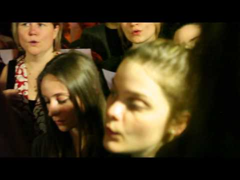Choir! Choir! Choir! sings Cowboy Junkies - Misguided Angel