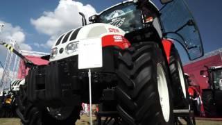 XVII Międzynarodowa Wystawa Rolnicza Agro Show 2015