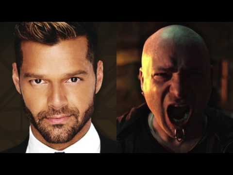 "Ricky Martin and Disturbed - ""Livin' La Vida Stricken"""