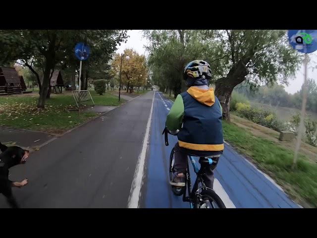 Aventuri pe bicicleta :