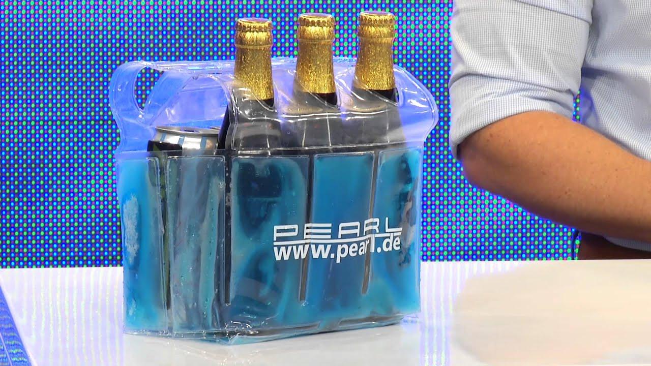 Mini Kühlschrank Pearl : Pearl kühl tragetasche für 6 flaschen oder getränkedosen youtube