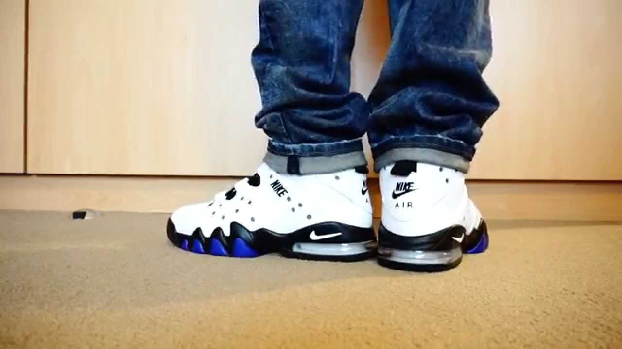 5d74bbf4b3 NIKE AIR MAX2 CB 94 OG REVIEW + ON FEET - YouTube